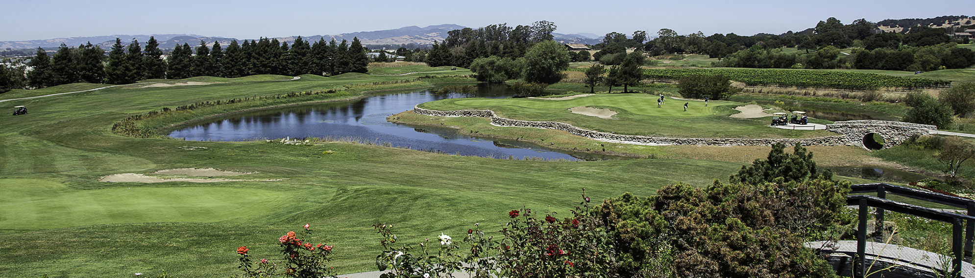 EBCA Golf Tourney July 21, 2017 at Eagle Vines in Napa